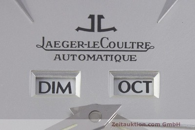JAEGER LE COULTRE MASTER CONTROL STEEL AUTOMATIC KAL. 891/2/447 [161639]