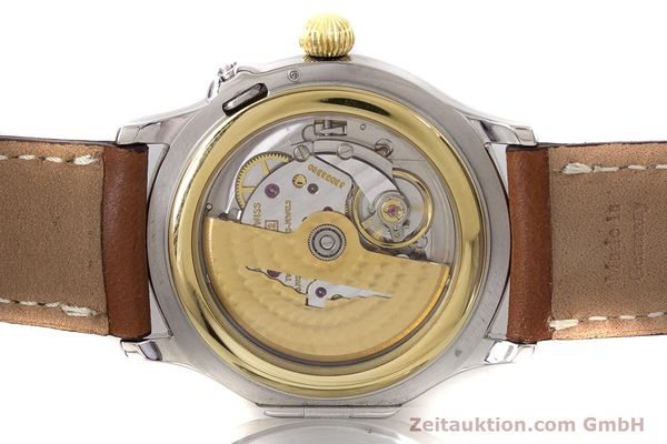 Used luxury watch Longines Lindbergh Stundenwinkel steel / gold automatic Kal. L989.2 Ref. 989.5215  | 161640 11