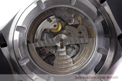 IWC INGENIEUR CHRONOGRAPH STEEL AUTOMATIC KAL. 89360 LP: 12400EUR [161642]