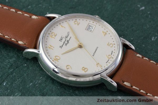 Used luxury watch IWC Portofino steel automatic Kal. 37521 Ref. 35131  | 161646 14
