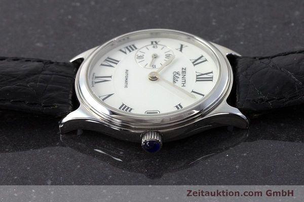Used luxury watch Zenith Elite steel automatic Kal. 680 Ref. 90/01.0050.680  | 161651 05