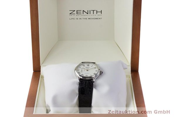 Used luxury watch Zenith Elite steel automatic Kal. 680 Ref. 90/01.0050.680  | 161651 07