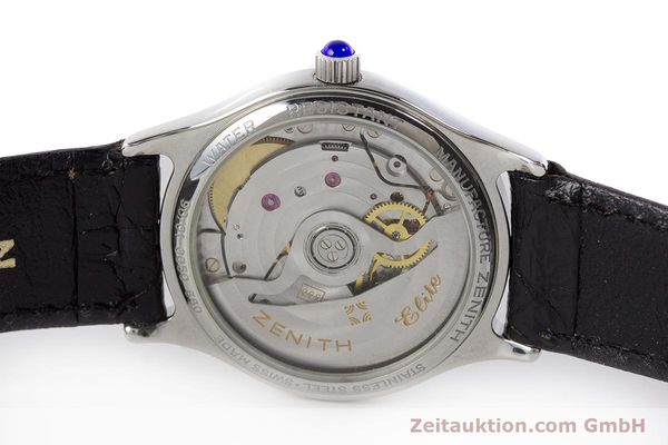 Used luxury watch Zenith Elite steel automatic Kal. 680 Ref. 90/01.0050.680  | 161651 09