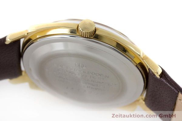 Used luxury watch Glashütte Spezimatic gold-plated automatic Kal. 75 VINTAGE  | 161654 08