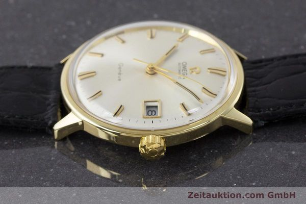 Used luxury watch Omega * 18 ct gold automatic Kal. 565 Ref. 1663034  | 161656 05