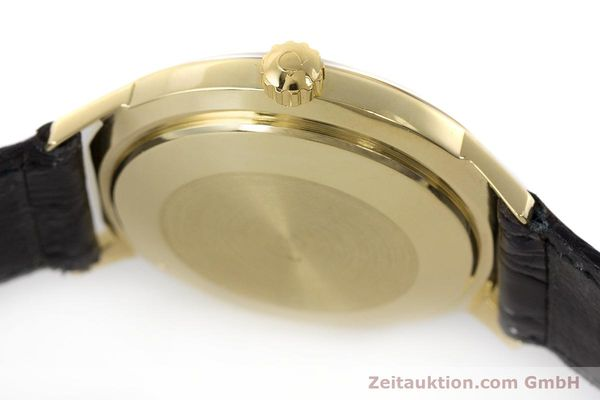 Used luxury watch Omega * 18 ct gold automatic Kal. 565 Ref. 1663034  | 161656 11