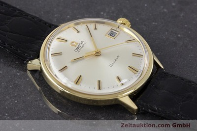 OMEGA 18 CT GOLD AUTOMATIC KAL. 565 [161656]