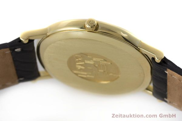 Used luxury watch Omega De Ville 18 ct gold quartz Kal. 1532 Ref. 1962432  | 161658 08