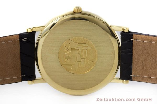 Used luxury watch Omega De Ville 18 ct gold quartz Kal. 1532 Ref. 1962432  | 161658 09