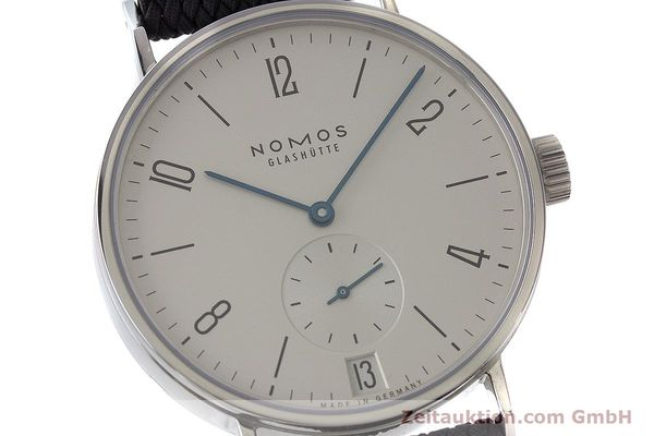 Used luxury watch Nomos Tangomat steel automatic Kal. Zeta  | 161659 02