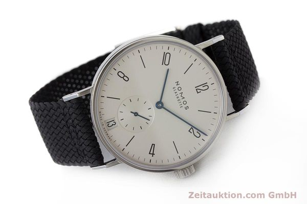 Used luxury watch Nomos Tangomat steel automatic Kal. Zeta  | 161659 03