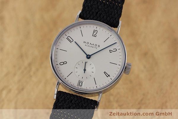 Used luxury watch Nomos Tangomat steel automatic Kal. Zeta  | 161659 04