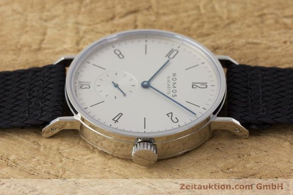 Used luxury watch Nomos Tangomat steel automatic Kal. Zeta  | 161659 05