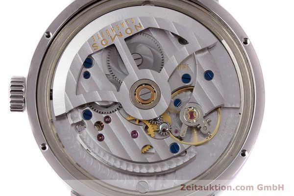 Used luxury watch Nomos Tangomat steel automatic Kal. Zeta  | 161659 10