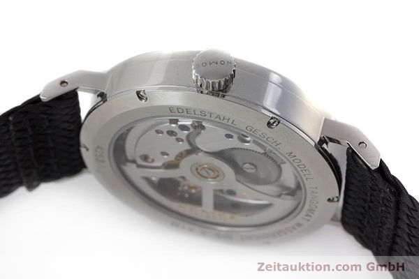 Used luxury watch Nomos Tangomat steel automatic Kal. Zeta  | 161659 11