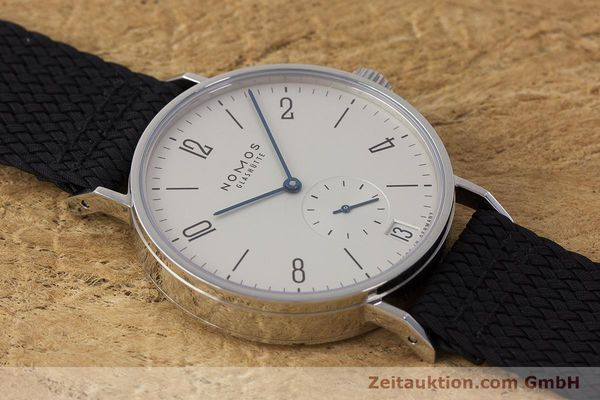 Used luxury watch Nomos Tangomat steel automatic Kal. Zeta  | 161659 15