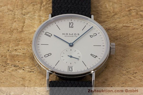 Used luxury watch Nomos Tangomat steel automatic Kal. Zeta  | 161659 16