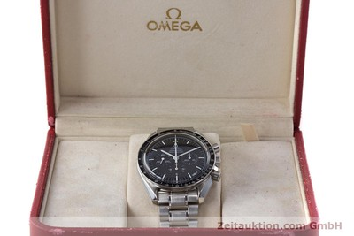 OMEGA SPEEDMASTER CHRONOGRAPH STEEL MANUAL WINDING KAL. 1861 LP: 4300EUR [161670]