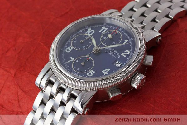 Used luxury watch Mühle Chronograph II chronograph steel automatic Kal. ETA 7750 Ref. M1-31-30  | 161672 01