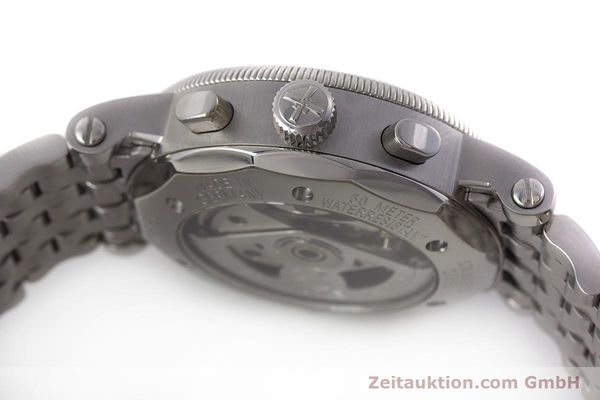 Used luxury watch Mühle Chronograph II chronograph steel automatic Kal. ETA 7750 Ref. M1-31-30  | 161672 08