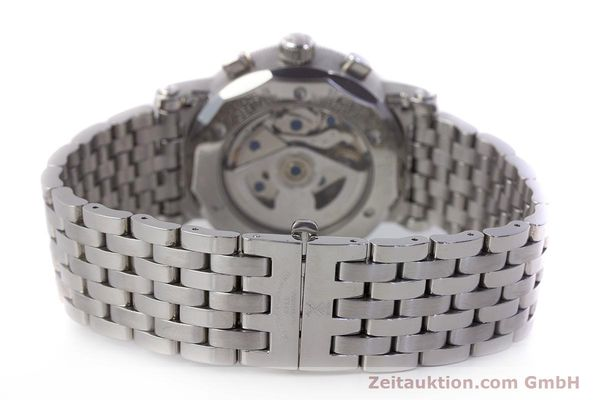 Used luxury watch Mühle Chronograph II chronograph steel automatic Kal. ETA 7750 Ref. M1-31-30  | 161672 11