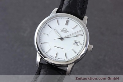 UNION GLASHÜTTE KLASSIK STEEL AUTOMATIC KAL. 26 [161684]
