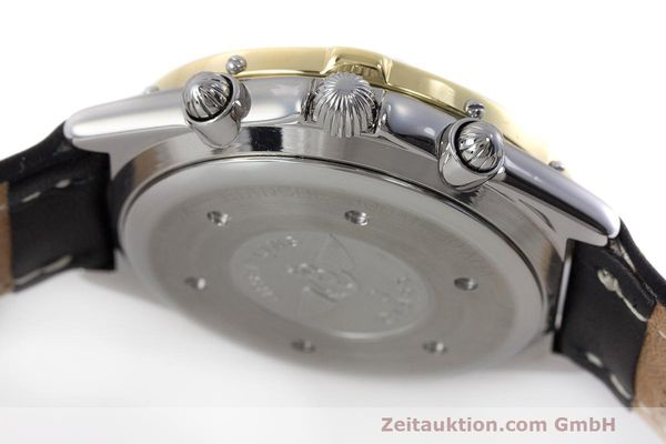 Used luxury watch Breitling J-Class chronograph steel / gold quartz Kal. B53 ETA 251262 Ref. D53067  | 161688 08