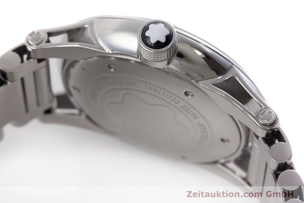Used luxury watch Montblanc Timewalker steel automatic Kal. 4810401 ETA 2892A2 Ref. 7070  | 161695 11
