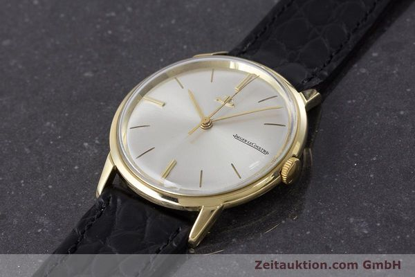 Used luxury watch Jaeger Le Coultre * 18 ct gold manual winding Kal. 819/C Ref. E952 VINTAGE  | 161703 01