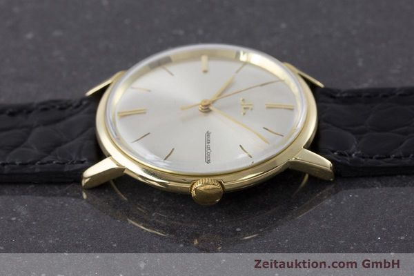 Used luxury watch Jaeger Le Coultre * 18 ct gold manual winding Kal. 819/C Ref. E952 VINTAGE  | 161703 05