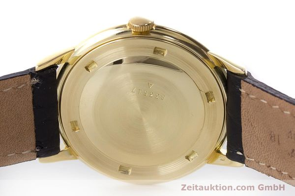 Used luxury watch Jaeger Le Coultre * 18 ct gold manual winding Kal. 819/C Ref. E952 VINTAGE  | 161703 08