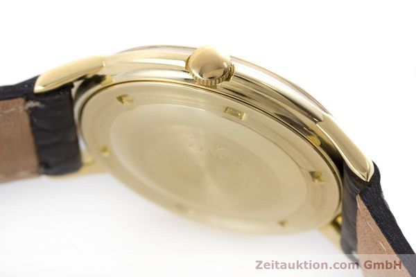 Used luxury watch Jaeger Le Coultre * 18 ct gold manual winding Kal. 819/C Ref. E952 VINTAGE  | 161703 11