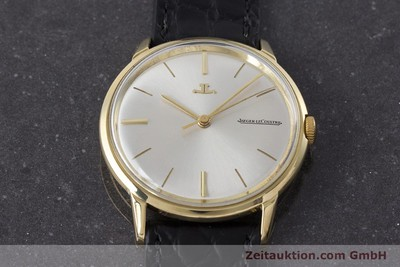 JAEGER LE COULTRE 18 CT GOLD MANUAL WINDING KAL. 819/C VINTAGE [161703]