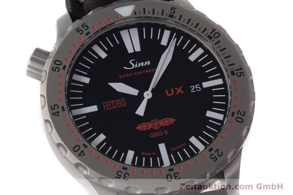 Used luxury watch Sinn UX EZM 2B steel quartz Ref. 403.031  | 161724 02
