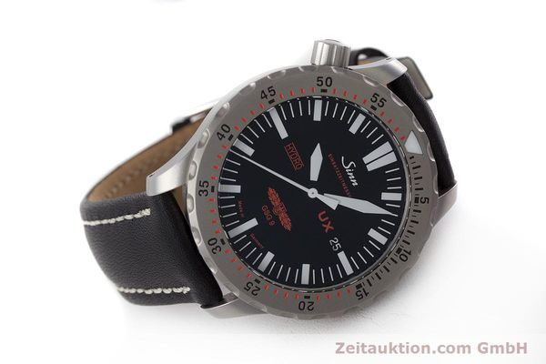 Used luxury watch Sinn UX EZM 2B steel quartz Ref. 403.031  | 161724 03
