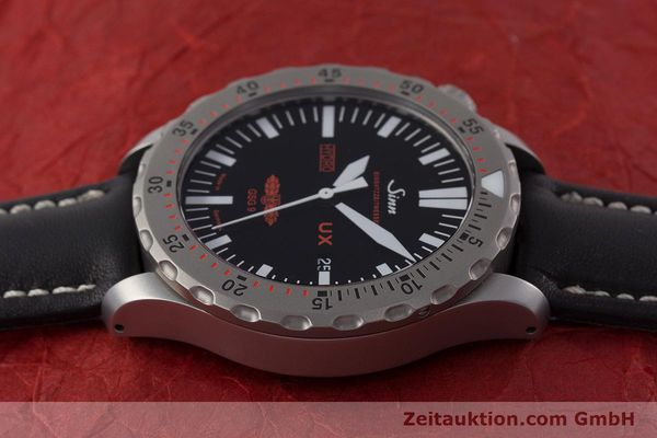 Used luxury watch Sinn UX EZM 2B steel quartz Ref. 403.031  | 161724 05