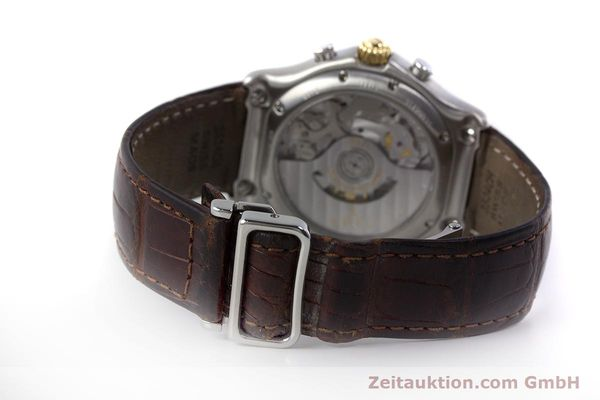 Used luxury watch Ebel 1911 chronograph steel / gold automatic Kal. 137 Ref. 1137240  | 161725 11