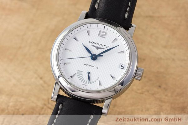 LONGINES CLOUS DE PARIS ACIER AUTOMATIQUE KAL. L693.2 ETA A07161 LP: 1710EUR [161727]