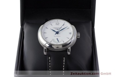 LONGINES CLOUS DE PARIS STEEL AUTOMATIC KAL. L693.2 ETA A07161 LP: 1710EUR [161727]