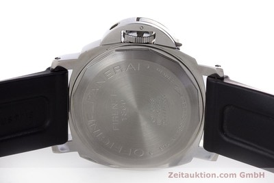 PANERAI LUMINOR MARINA STEEL MANUAL WINDING KAL. ETA 6497-2 LP: 5500EUR [161734]