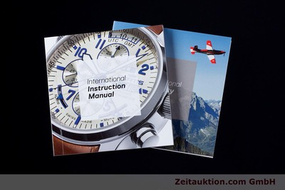 FORTIS FLIEGER STEEL AUTOMATIC LP: 1440EUR [161737]