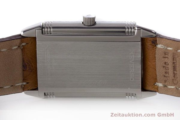 Used luxury watch Jaeger Le Coultre Reverso steel quartz Kal. 608 Ref. 260.8.08  | 161740 09