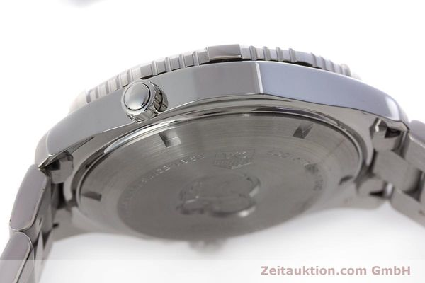 Used luxury watch Tag Heuer Aquaracer steel automatic Kal. 5 Sellita SW200-1 Ref. WAK2110  | 161744 12