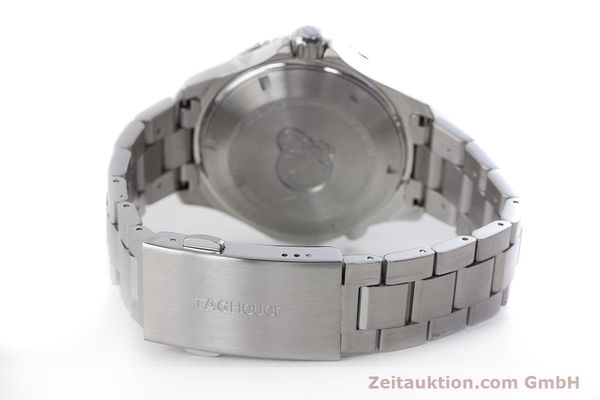 Used luxury watch Tag Heuer Aquaracer steel automatic Kal. 5 Sellita SW200-1 Ref. WAK2110  | 161744 13