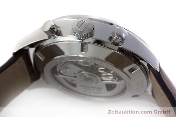 Used luxury watch Tag Heuer Carrera chronograph steel automatic Kal. 16 ETA 7750 Ref. CAS2112  | 161745 08