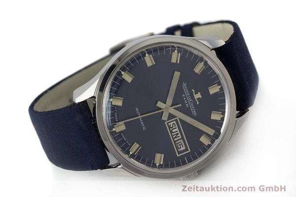 Used luxury watch Jaeger Le Coultre Club steel automatic Kal. AS1908 Ref. E300105  | 161746 03