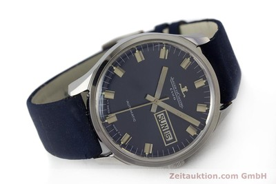 JAEGER LE COULTRE CLUB STEEL AUTOMATIC KAL. AS1908 LP: 6350EUR [161746]