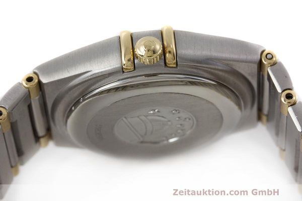 Used luxury watch Omega Constellation steel / gold automatic Kal. 2520 ETA 2000  | 161747 11