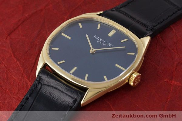 Used luxury watch Patek Philippe Ellipse 18 ct gold manual winding Kal. 23-300 Ref. 3545 VINTAGE  | 161755 01