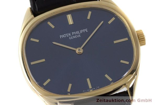 Used luxury watch Patek Philippe Ellipse 18 ct gold manual winding Kal. 23-300 Ref. 3545 VINTAGE  | 161755 02